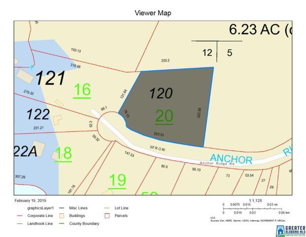 0 Anchor Ridge Rd #120, Wedowee, AL 36278 (MLS #840965) :: LIST Birmingham