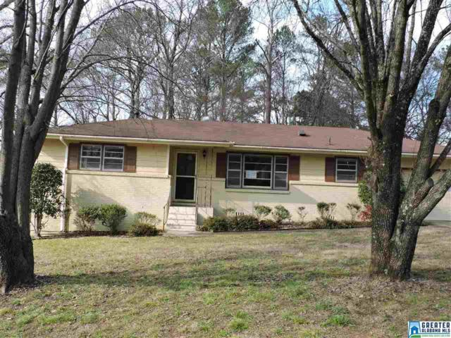 824 Park Dr, Birmingham, AL 35235 (MLS #841191) :: Howard Whatley