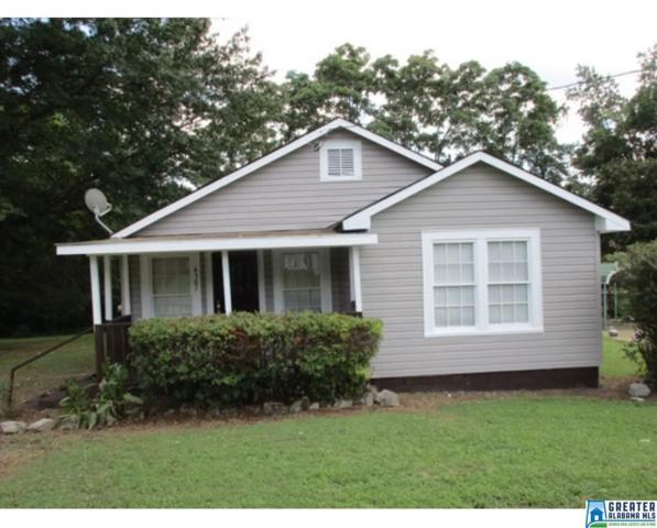 4301 Kendall Ave, Adamsville, AL 35005 (MLS #841950) :: Bentley Drozdowicz Group