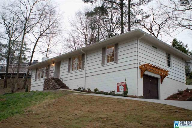 3908 Glencoe Dr, Mountain Brook, AL 35213 (MLS #842057) :: Josh Vernon Group