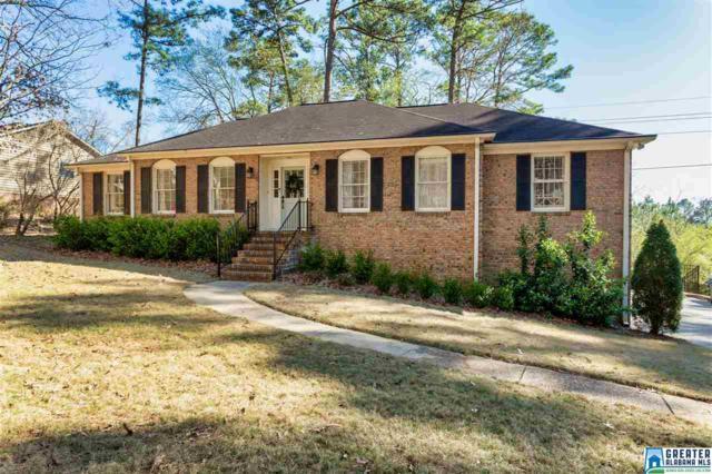 811 Willow Oak Dr, Hoover, AL 35244 (MLS #842638) :: Josh Vernon Group