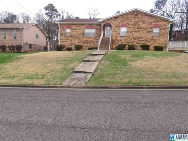 801 Griswold Rd, Fairfield, AL 35064 (MLS #842782) :: LIST Birmingham