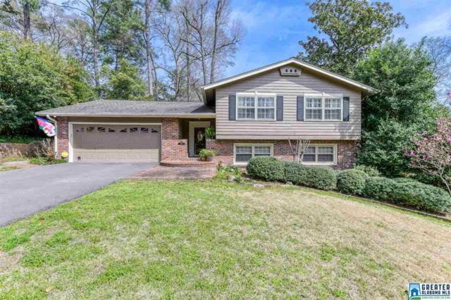 105 Heritage Cir, Mountain Brook, AL 35213 (MLS #842863) :: Brik Realty
