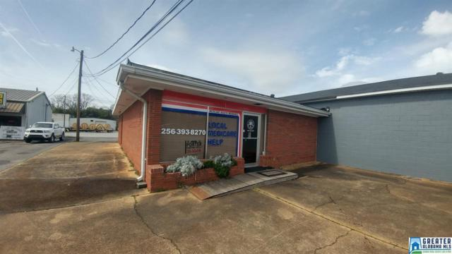 224 East St N, Talladega, AL 35160 (MLS #842984) :: Josh Vernon Group