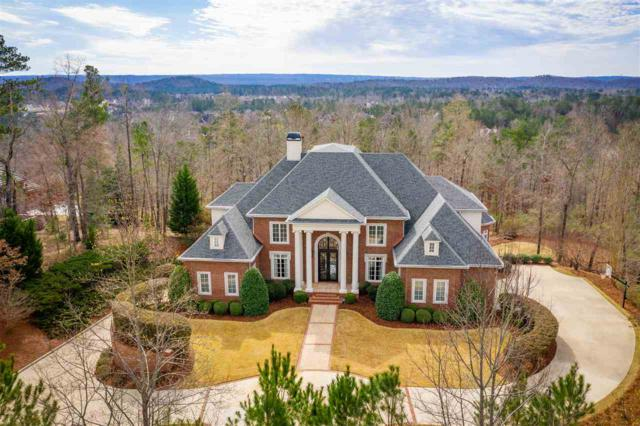 7415 Ridgecrest Court Rd, Vestavia Hills, AL 35242 (MLS #843384) :: Bentley Drozdowicz Group