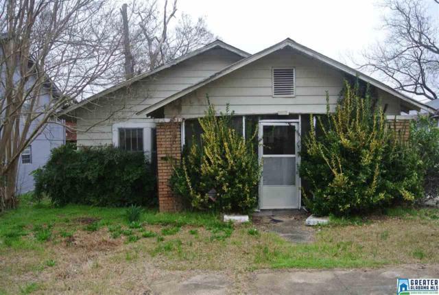 2920 Garrison Ave SW, Birmingham, AL 35211 (MLS #843389) :: Gusty Gulas Group