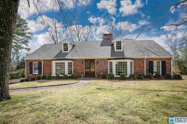 3629 Springhill Rd, Mountain Brook, AL 35223 (MLS #843591) :: Bentley Drozdowicz Group