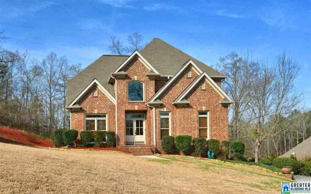 133 Crest Dr, Chelsea, AL 35147 (MLS #843597) :: Bentley Drozdowicz Group