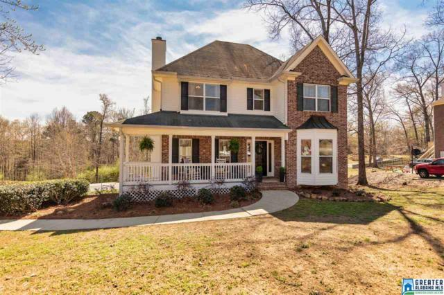 100 Brook Cir, Chelsea, AL 35043 (MLS #843612) :: Bentley Drozdowicz Group