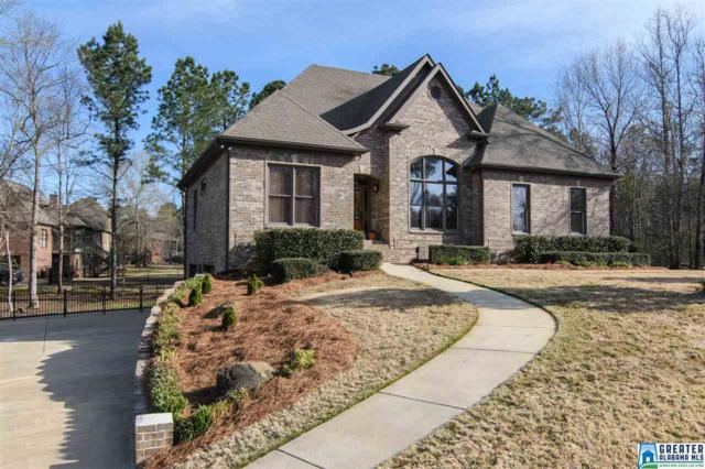 501 Lakeside Cir, Chelsea, AL 35186 (MLS #843829) :: Bentley Drozdowicz Group