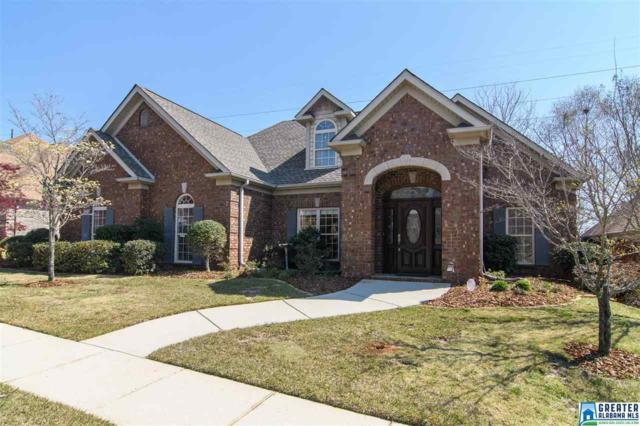 4869 Crystal Cir, Hoover, AL 35226 (MLS #843849) :: Bentley Drozdowicz Group