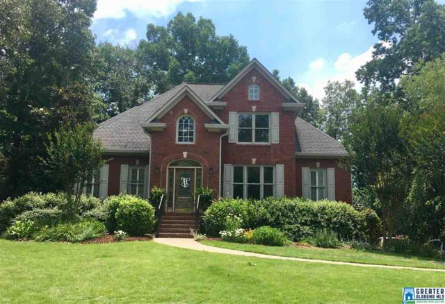 713 Park Ridge Cir, Vestavia Hills, AL 35242 (MLS #843863) :: Bentley Drozdowicz Group