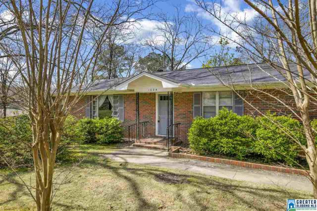 1024 52ND PL S, Birmingham, AL 35222 (MLS #843885) :: Brik Realty