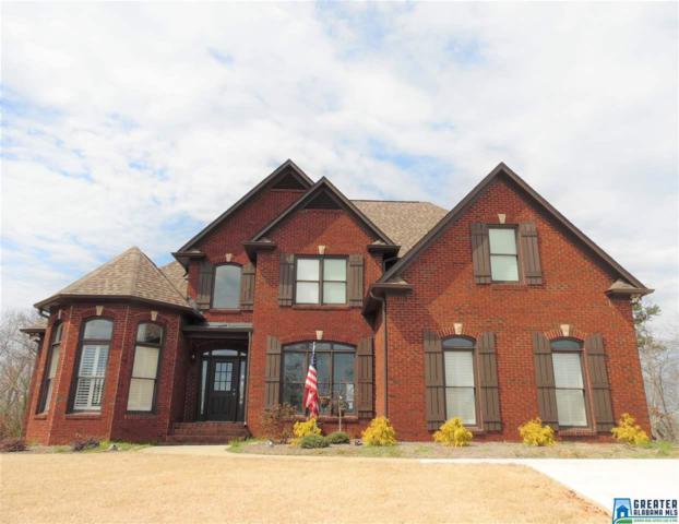 5690 Carrington Lake Pkwy, Trussville, AL 35173 (MLS #843958) :: Bentley Drozdowicz Group