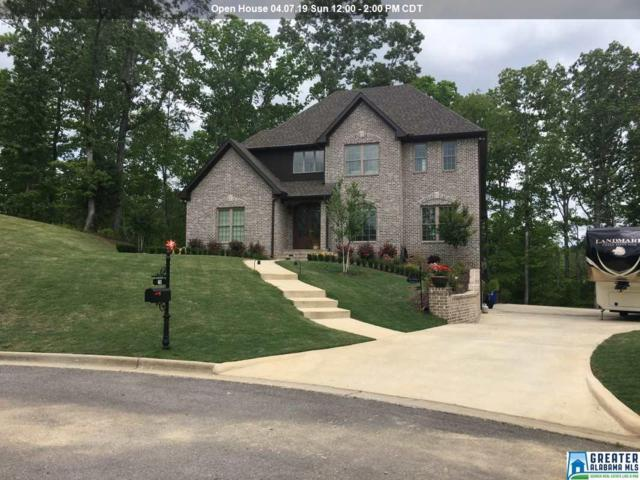 401 N Highland Ridge Ln, Chelsea, AL 35043 (MLS #844108) :: Bentley Drozdowicz Group