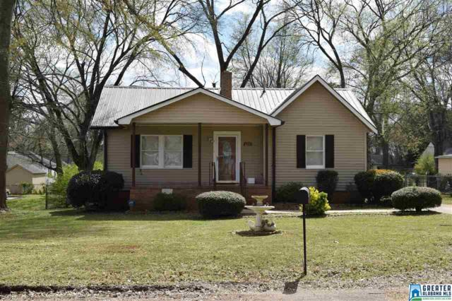 1421 Montview Rd, Birmingham, AL 35228 (MLS #844114) :: Bentley Drozdowicz Group