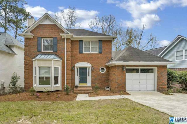 2304 Vestbrook Dr, Vestavia Hills, AL 35243 (MLS #844134) :: Bentley Drozdowicz Group