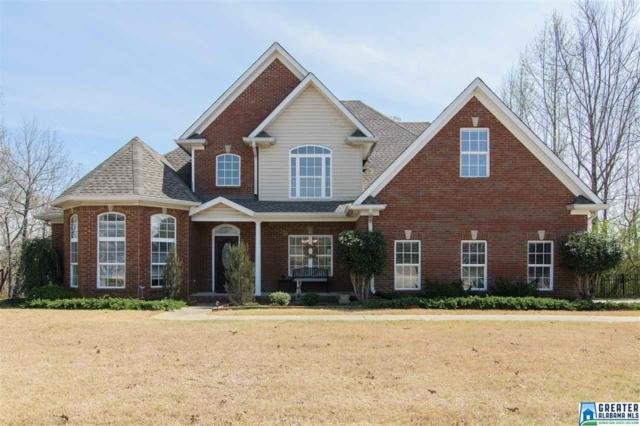 307 Quail Ridge Ct, Helena, AL 35080 (MLS #844138) :: Bentley Drozdowicz Group