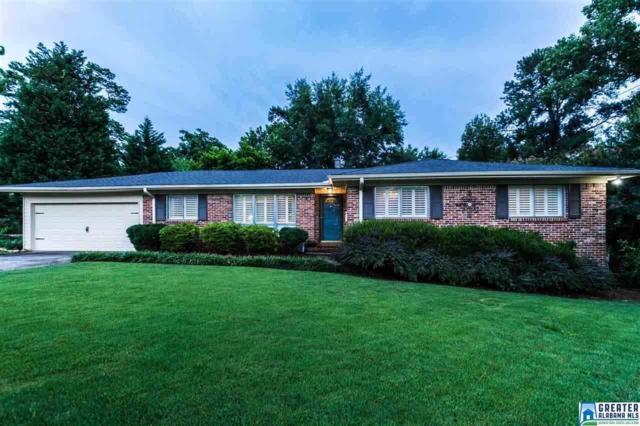 1833 Indian Hill Rd, Vestavia Hills, AL 35216 (MLS #844301) :: Josh Vernon Group