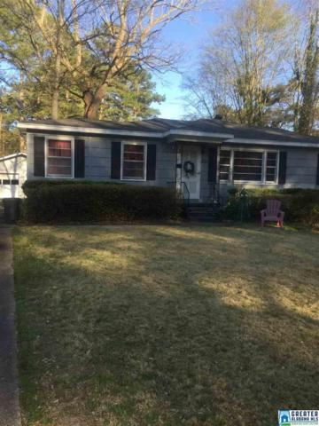 605 Lee Rd, Birmingham, AL 35217 (MLS #844336) :: LIST Birmingham