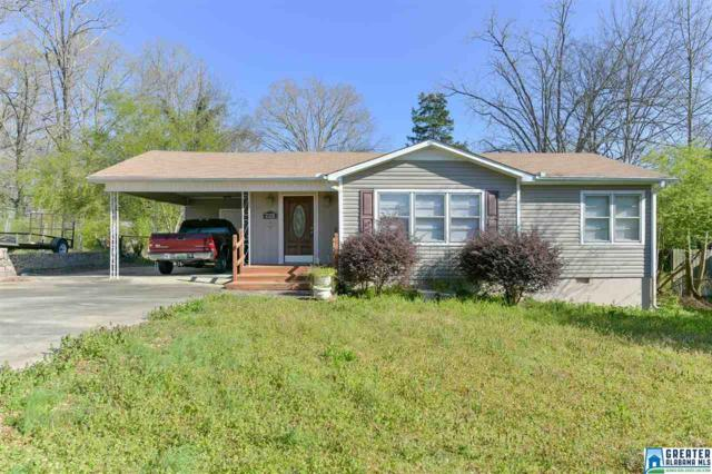 225 Pleasant Rd, Mount Olive, AL 35117 (MLS #844386) :: Josh Vernon Group