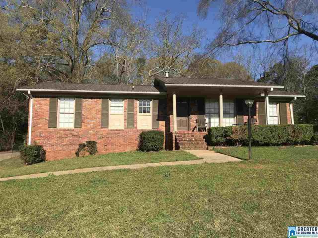 5504 Old Springville Rd, Pinson, AL 35126 (MLS #844460) :: Josh Vernon Group