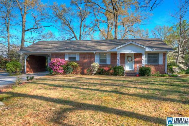 2423 Mount Olive Rd, Mount Olive, AL 35117 (MLS #845464) :: Bentley Drozdowicz Group