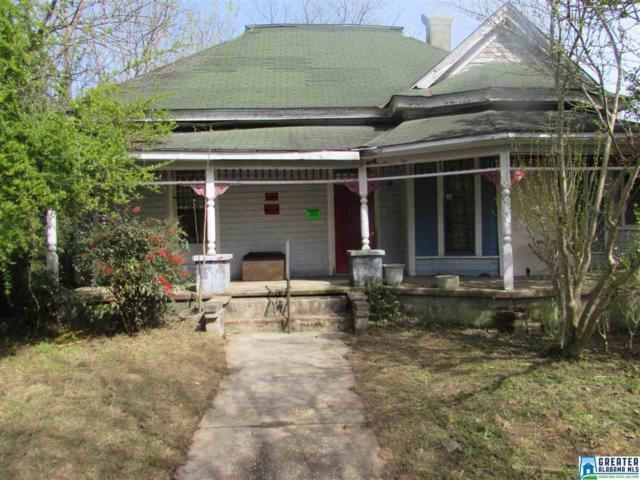 1701 Cobb Ave, Anniston, AL 36201 (MLS #845483) :: Bentley Drozdowicz Group