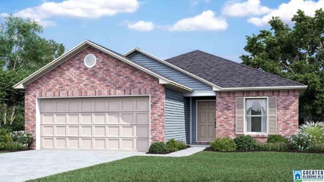 220 Hampton Dr, Calera, AL 35040 (MLS #845883) :: Howard Whatley
