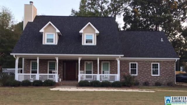 1924 Pleasant Ridge Loop, Sylacauga, AL 35150 (MLS #845976) :: Josh Vernon Group