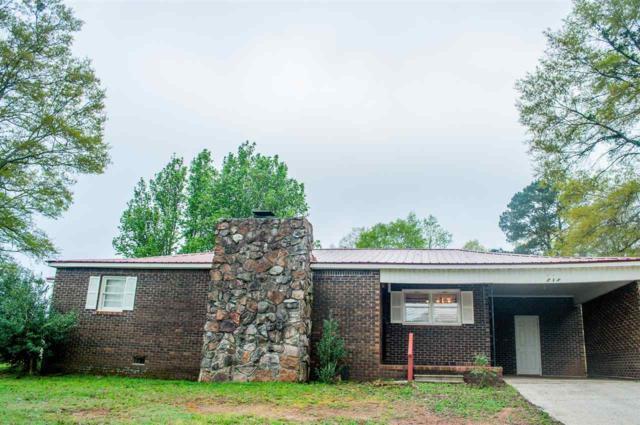 711 Alexandria Rd, Jacksonville, AL 36265 (MLS #845997) :: Josh Vernon Group