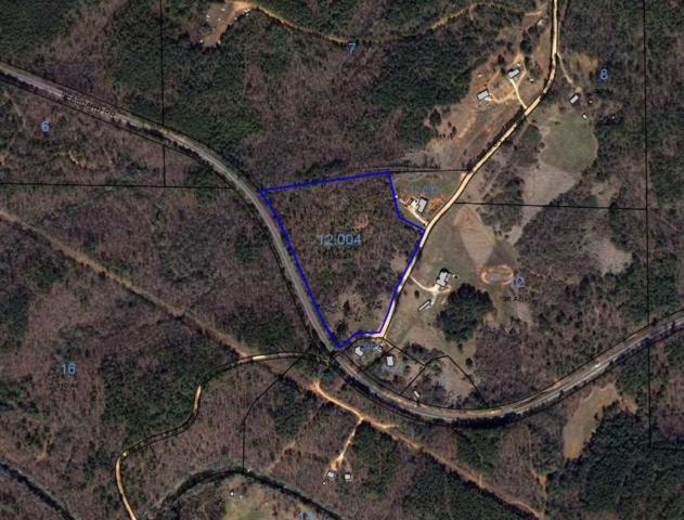 Pinehole Rd #0, Lineville, AL 36266 (MLS #846031) :: LIST Birmingham