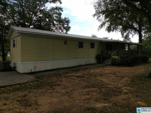 190 Palmdale Ln, Sylacauga, AL 35150 (MLS #846050) :: Howard Whatley