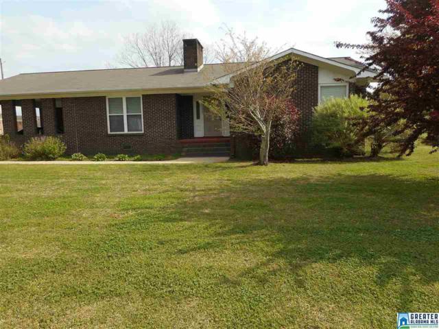 2235 Cedar Bend Rd, Southside, AL 35907 (MLS #846090) :: Josh Vernon Group