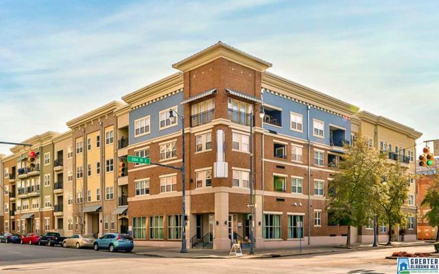 401 20TH ST S #411, Birmingham, AL 35233 (MLS #846447) :: Bentley Drozdowicz Group