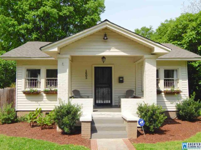 1602 13TH WAY S, Birmingham, AL 35205 (MLS #846499) :: Gusty Gulas Group