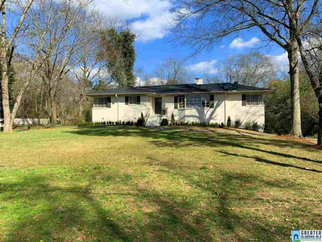 409 Shades Crest Rd, Hoover, AL 35226 (MLS #846738) :: Gusty Gulas Group