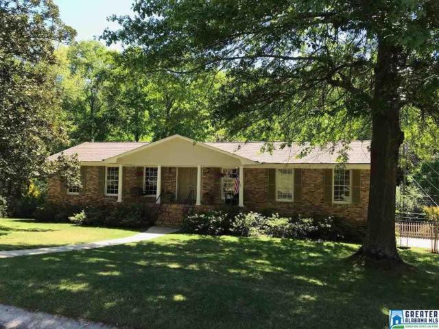 2233 Pine Crest Dr, Vestavia Hills, AL 35216 (MLS #847032) :: Josh Vernon Group