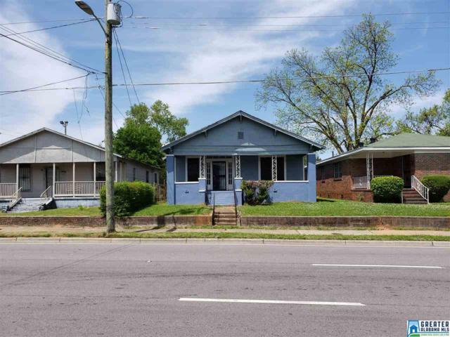 1814 20TH ST, Birmingham, AL 35218 (MLS #847651) :: Gusty Gulas Group
