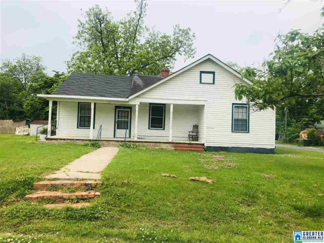 1407 8TH ST N, Clanton, AL 35045 (MLS #847718) :: Howard Whatley