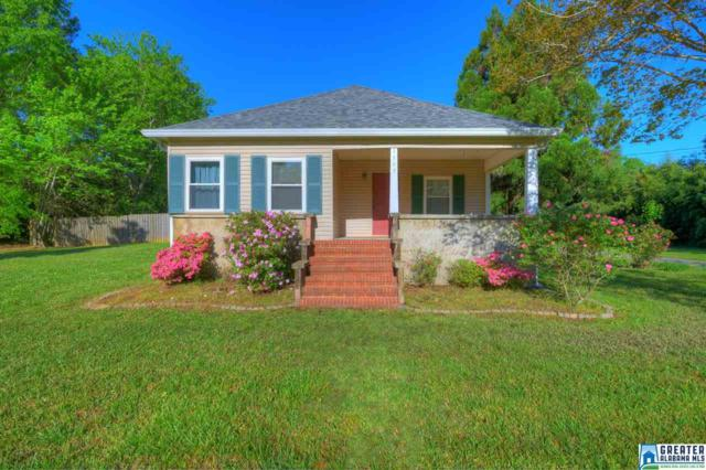 1505 Pleasant Valley Dr, Pell City, AL 35125 (MLS #847748) :: Gusty Gulas Group