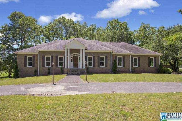 1020 Tanglewood Dr, Moody, AL 35004 (MLS #848229) :: Bentley Drozdowicz Group