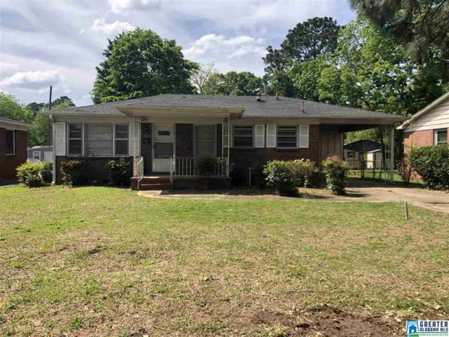 5820 Ave Q, Birmingham, AL 35228 (MLS #848299) :: Bentley Drozdowicz Group