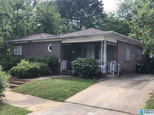 1312 6TH AVE N, Bessemer, AL 35020 (MLS #848309) :: Bentley Drozdowicz Group