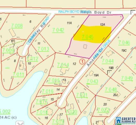0 Amanda Dr 12A, Wedowee, AL 36278 (MLS #848384) :: Gusty Gulas Group