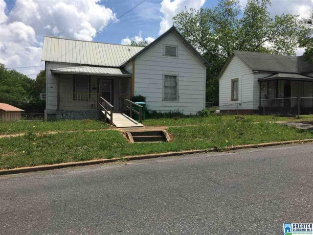 416 S Spring St, Talladega, AL 35160 (MLS #848533) :: Bentley Drozdowicz Group