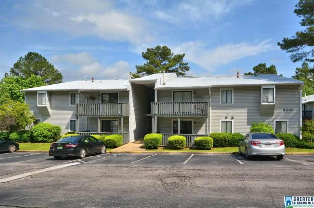 802 Woodland Village #802, Homewood, AL 35216 (MLS #848650) :: Bentley Drozdowicz Group
