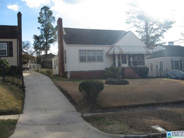 1309 42ND ST, Birmingham, AL 35208 (MLS #848803) :: Howard Whatley