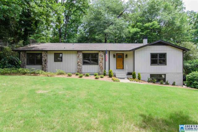 3501 Oakdale Dr, Vestavia Hills, AL 35223 (MLS #849236) :: Bentley Drozdowicz Group