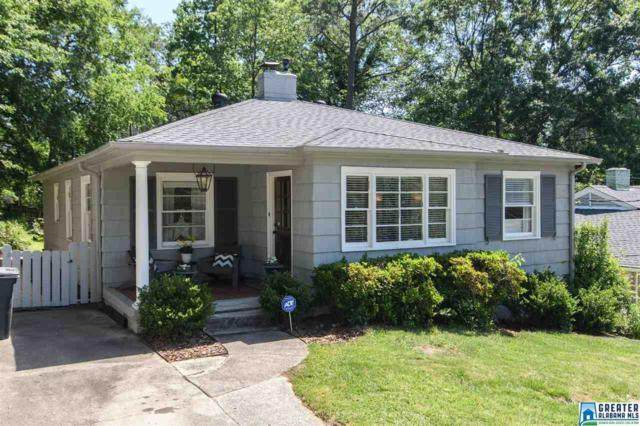 123 Lorena Ln, Mountain Brook, AL 35213 (MLS #849367) :: Bentley Drozdowicz Group